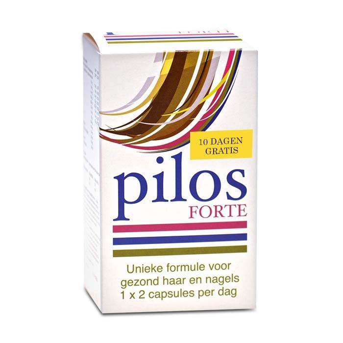Image of Pilos Forte 2x30 Capsules Promo 10 dagen GRATIS