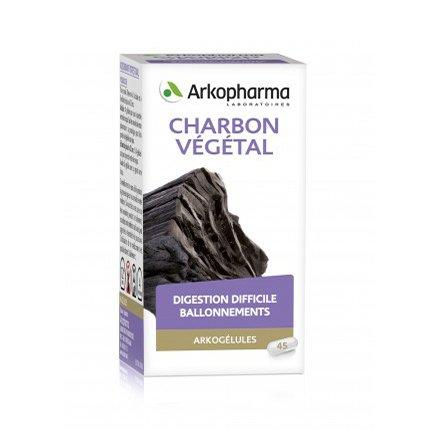 Image of Arkocaps Plantaardige Kool Stoelgang/ Flatulentie 45 Capsules