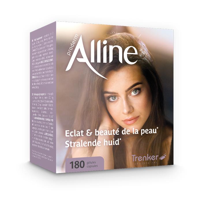 Image of Alline Proderm Huid 180 Capsules