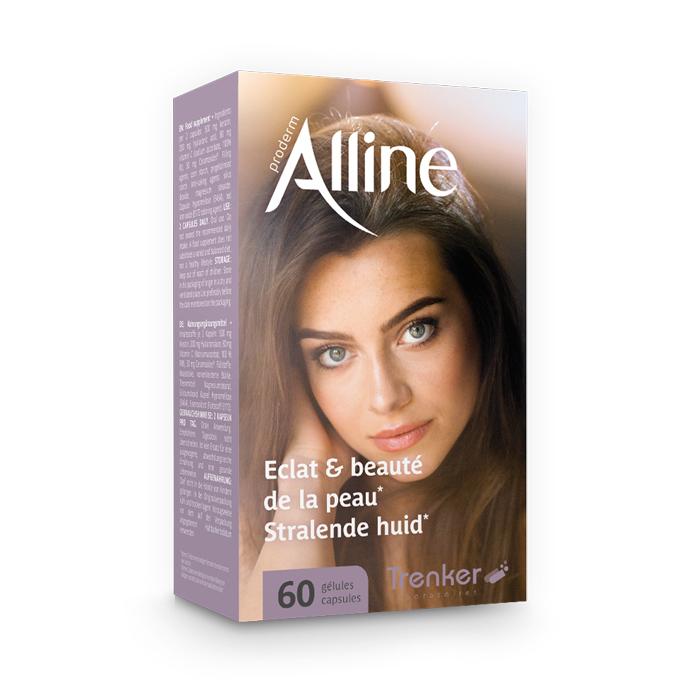 Image of Alline Proderm Huid 60 Capsules
