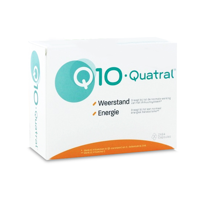 Image of Q10 Quatral 2x84 Capsules