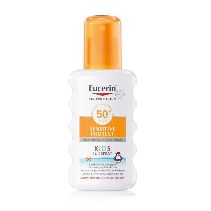 Image of Eucerin Zon Sensitive Protect Kids Spray SPF50+ 200ml