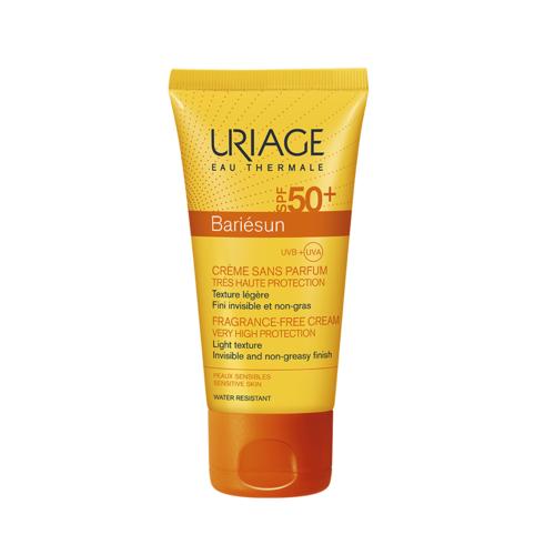 Image of Uriage Bariésun SPF50+ Creme Zonder Parfum 50ml