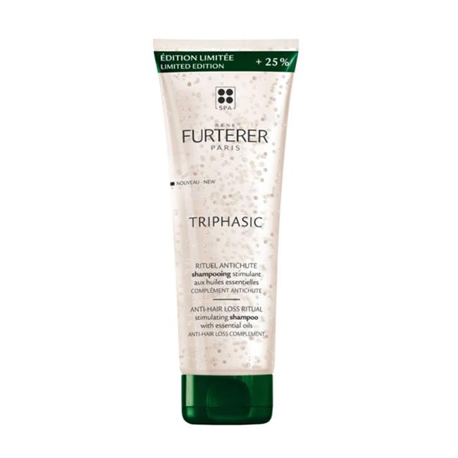 Image of René Furterer Triphasic Stimulerende Shampoo Met Etherische Oliën 250ml