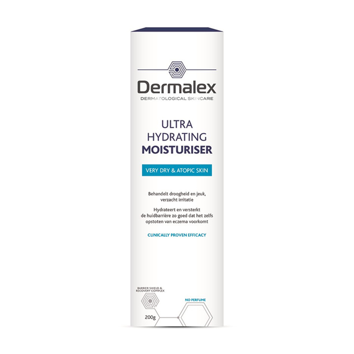Image of Dermalex Intensief Hydraterende Creme 5% Ureum 200g