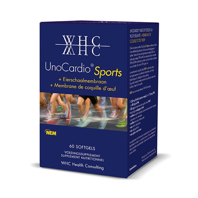 Image of UnoCardio Sports 60 Softgels