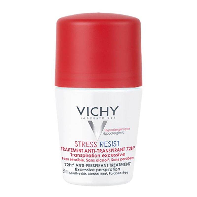Image of Vichy Deodorant Roller Stress Resist Overmatige Transpiratie 72 Uren 50ml