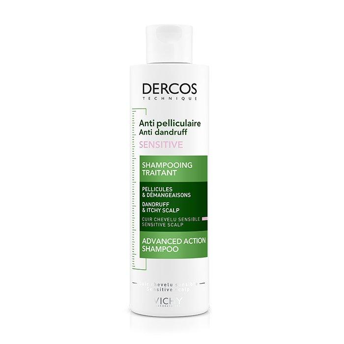Image of Vichy Dercos Anti-Roos Shampoo Gevoelige Hoofdhuid 200ml