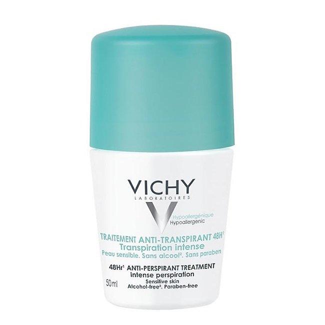 Image of Vichy Deodorant Intense Transpiratie Roller 48 Uren 50ml