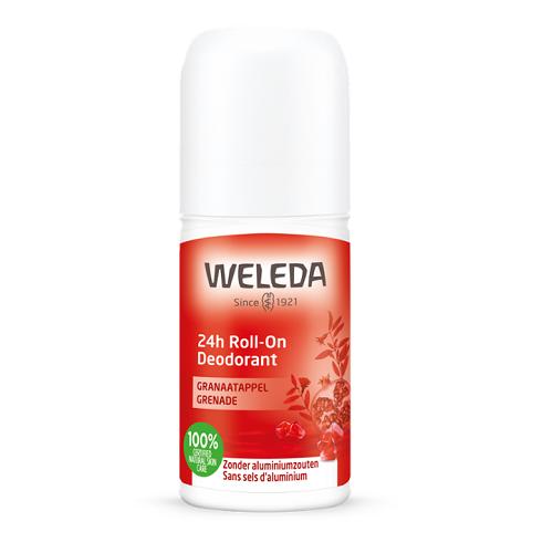 Image of Weleda Granaatappel 24H Roll-On Deodorant 50ml