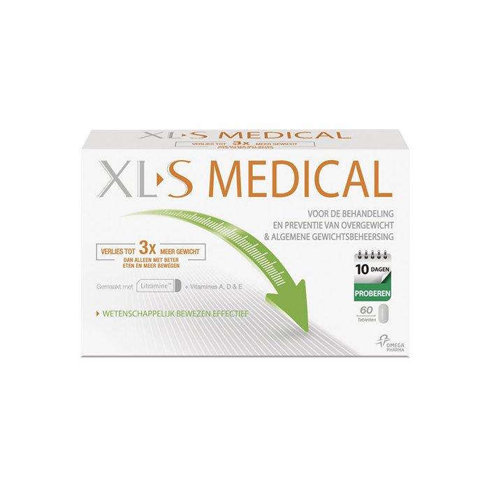 Image of XLS Medical Vet Binder 60 Tabletten