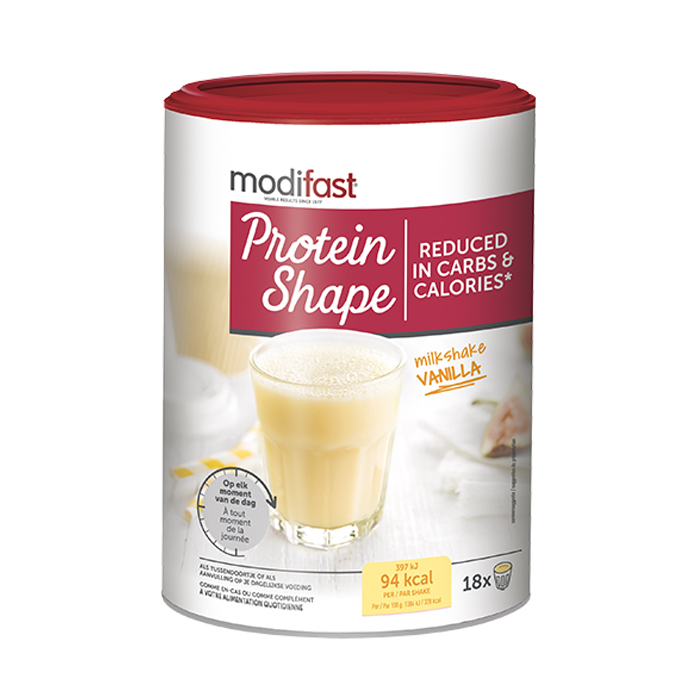 Image of Modifast Protein Shape Milkshake Vanille 540g