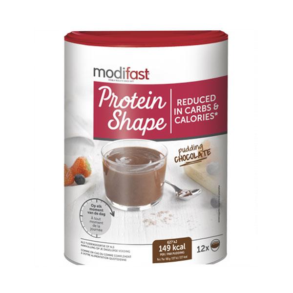Image of Modifast Protein Shape Pudding Chocolade 540g
