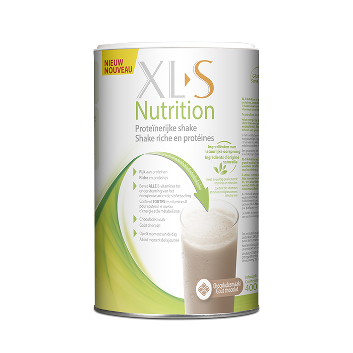 Image of Xls Nutrition Proteïnerijke Shake Chocolade 400g