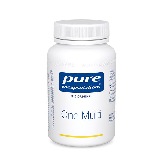 Image of Pure Encapsulations One Multi 60 Capsules NF