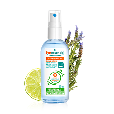 Image of Puressentiel Zuiverende Lotion Spray 25ml