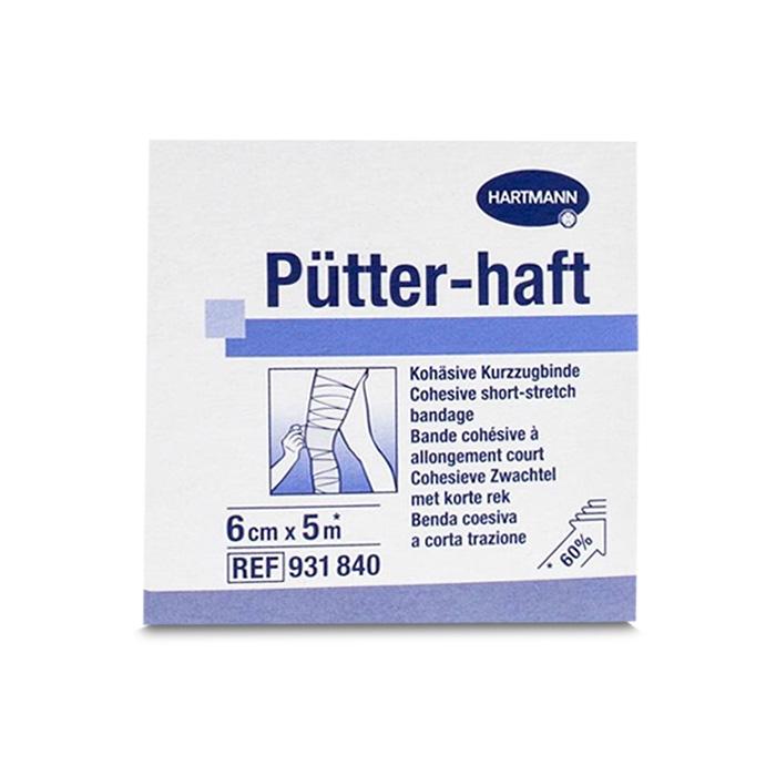 Image of Pütter-Haft Zwachtel 6cmx5m 1 Stuk