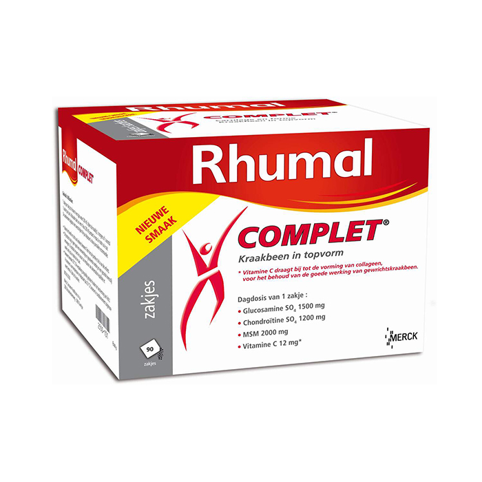 Image of Rhumal Complet 90 Zakjes