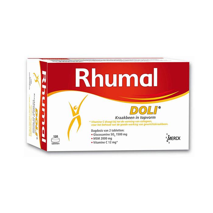Image of Rhumal Doli 120 Tabletten