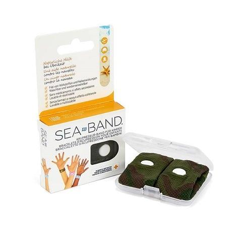 Image of Sea-Band Polsbandjes Kind Groen 2 Stuks