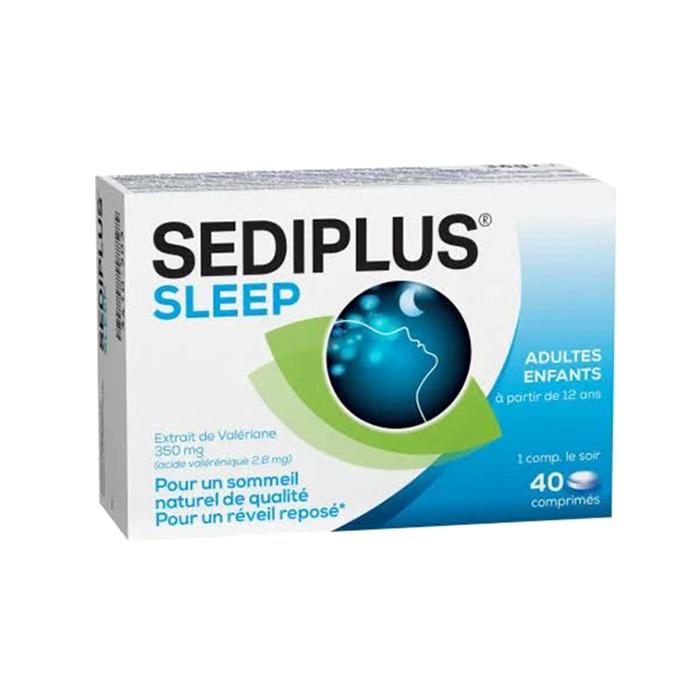 Image of Sediplus Sleep 40 Tabletten