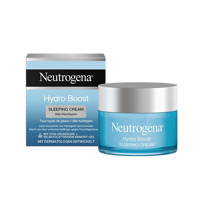 Image of Neutrogena Hydro Boost Sleeping Cream Nachtmasker 50ml