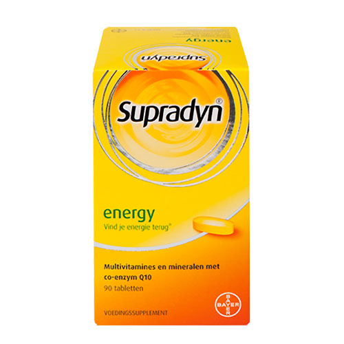 Image of Supradyn Energy Coenzyme Q10 90 Tabletten