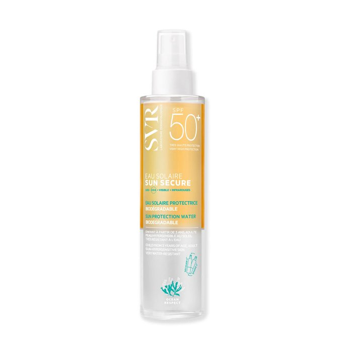 Image of SVR Sun Secure Zonnewater SPF50+ 200ml