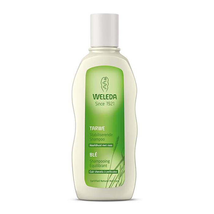 Image of Weleda Tarwe Stabiliserende Shampoo 190ml