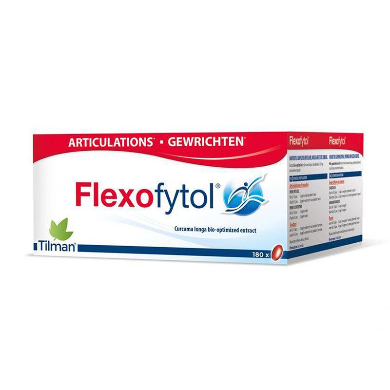 Image of Flexofytol 180 Capsules