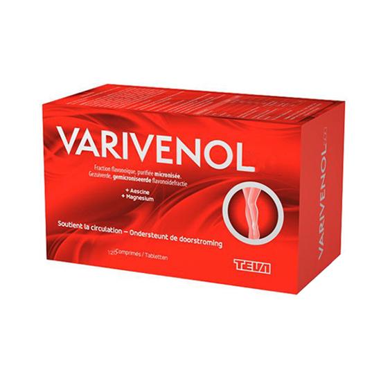 Image of Varivenol 500mg 120 Tabletten