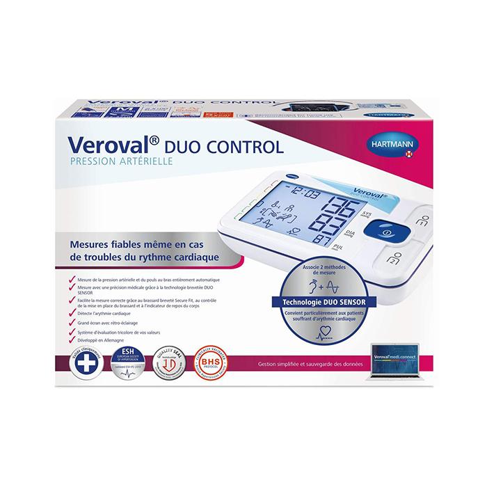 Image of Veroval Duo Control Bloeddrukmeter - Medium 1 Stuk