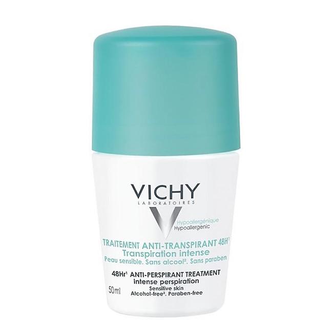 Image of Vichy Deodorant Intense Transpiratie Roller 48u 50ml