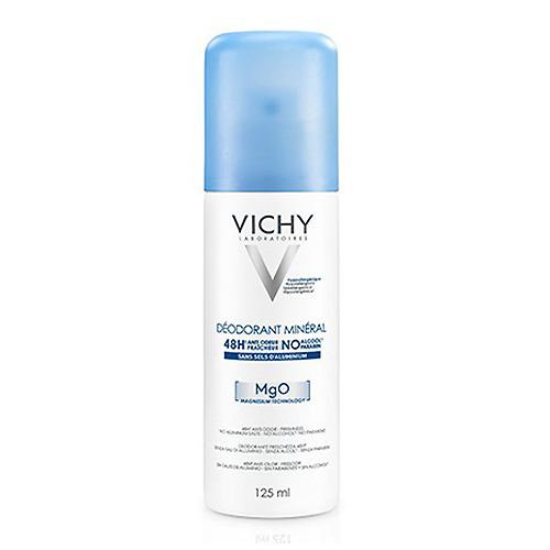Image of Vichy Deodorant Spray Mineraal 48 Uren 125ml