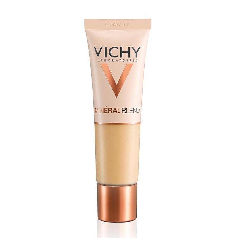 Image of Vichy Mineralblend Fond De Teint 06 Oker 30ml