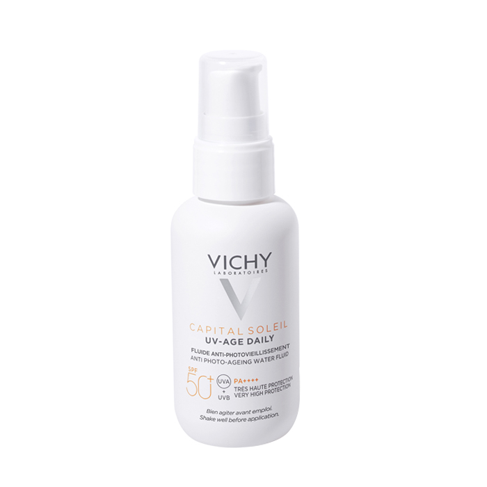 Image of Vichy Capital Soleil UV-Age Daily Fluide SPF50+ 40ml