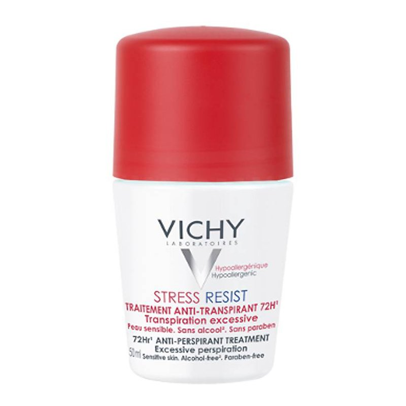 Image of Vichy Deodorant Roller Stress Resist Overmatige Transpiratie 72u 50ml