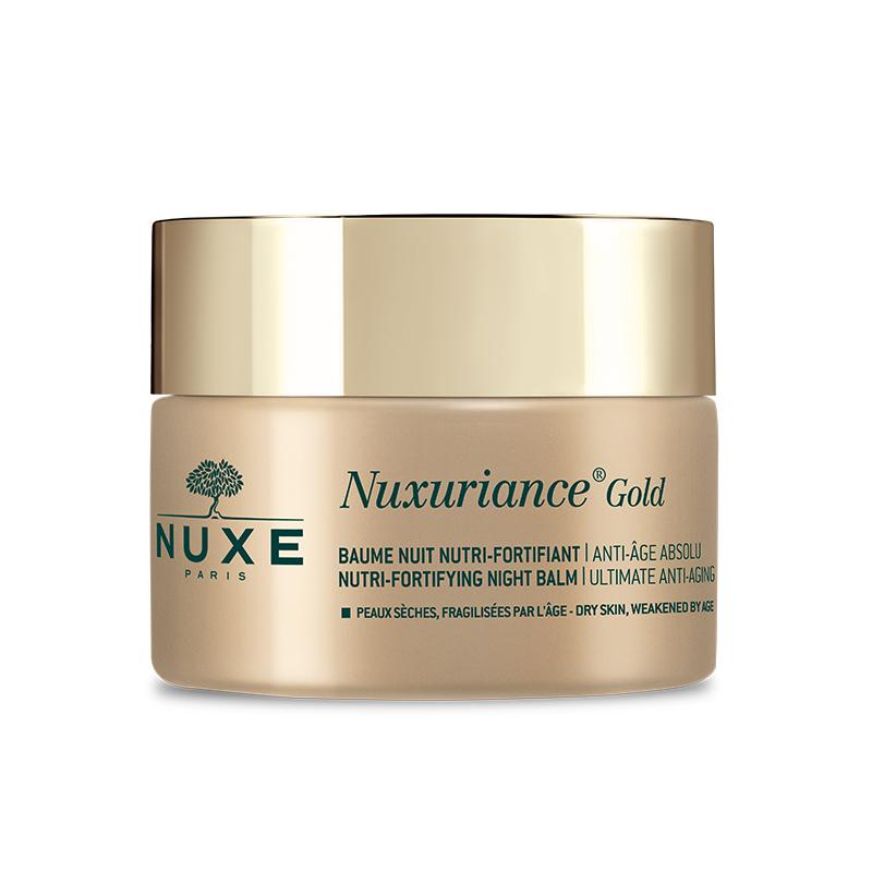 Image of Nuxe Nuxuriance Gold Voedende en Verstevigende Nachtbalsem 50ml