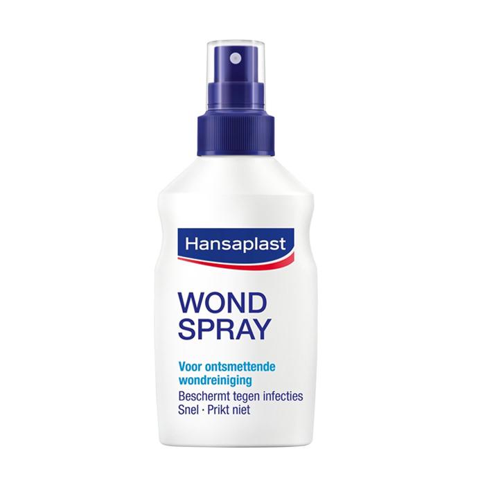 Image of Hansaplast Wondspray 100ml