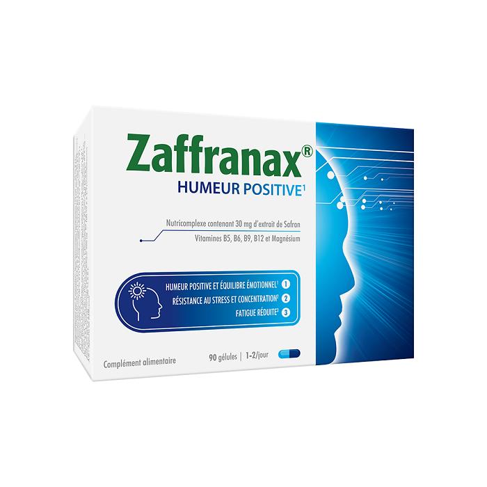 Image of Zaffranax Positieve Stemming 90 Capsules