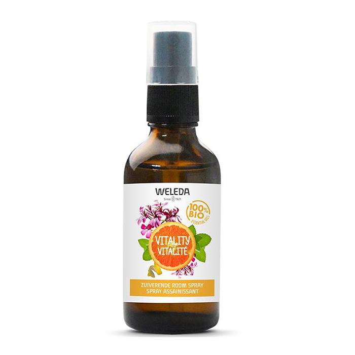 Image of Weleda Zuiverende Room Spray Vitality 50ml